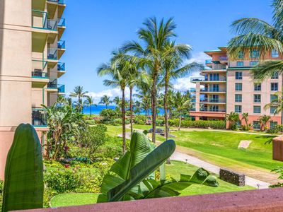 Photo for K B M Hawaii: Ocean Views, Extra Large Corner Suite 2 Bedroom, FREE car! Oct, Nov, Dec Specials From only $200!