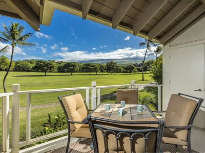 Photo for Soak in the Mountain and Fairway Views from this Top Floor Unit! GC 102
