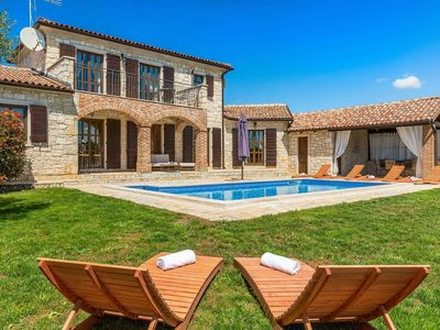 Photo for 3 bed villa with sauna and terrace