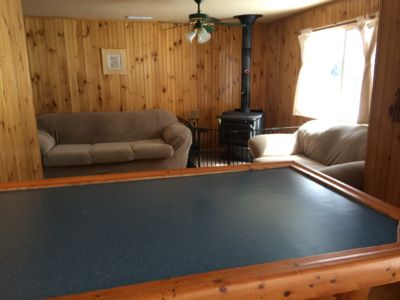Photo for 1500 sq ft vacation home in Lake Linden