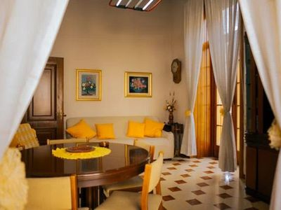 Photo for 1BR Apartment Vacation Rental in Portici