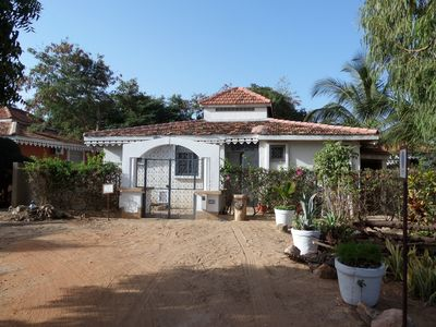 Photo for rent house 50m from one of the most beautiful beaches of Saly in Senegal