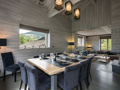 Photo for Chalet Flocon, Megeve, France