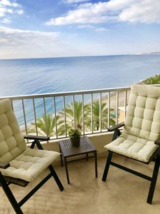 Photo for 2 pools, beachfront,  amazing VIEWS!