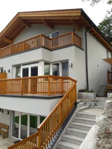 Photo for Luxury family holiday home with private sauna, hot tub and great view