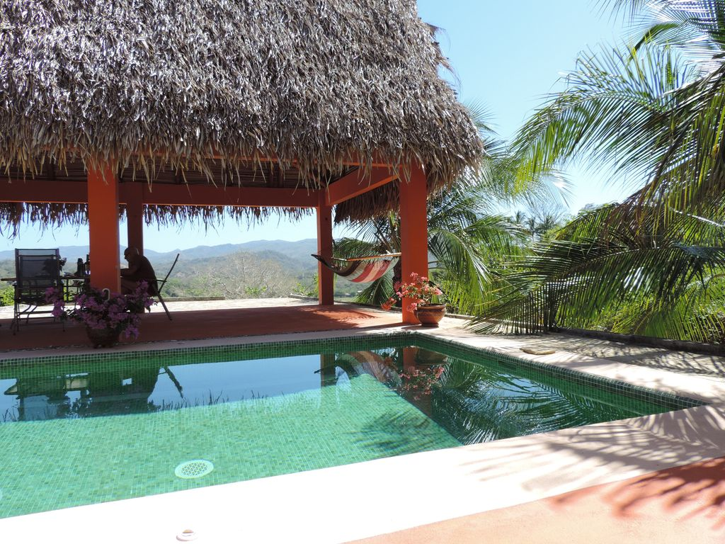Private Hilltop 2 story Villa with Pool W VRBO