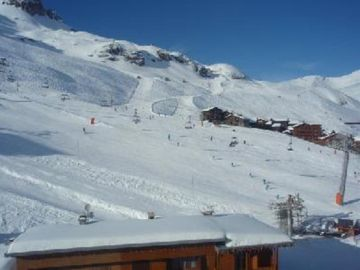 Rosset Ski Lift, Tignes, France