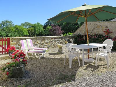 Photo for 2BR Apartment Vacation Rental in Kerc'hleuniou, Brittany
