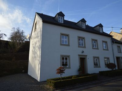 Photo for Very quiet, at the edge of the small Eifel village Plütscheid, lies this bright furnished farmhouse.