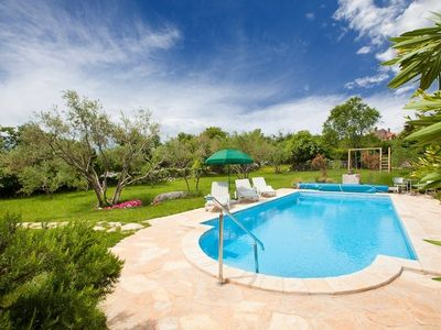 Photo for Lovely Villa Bella Vista, on the Island of Krk