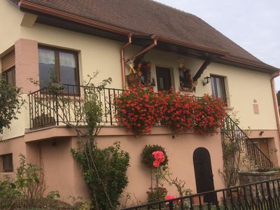 Photo for Lovely cottage in Riquewihr options extra