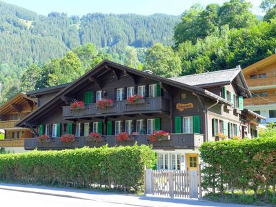 Photo for Apartment Chalet Schwendihus in Grindelwald - 2 persons, 1 bedrooms