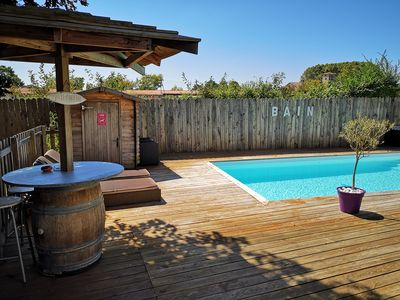 Photo for 5 Bedroom Villa-Pool-Golf-Near Bordeaux