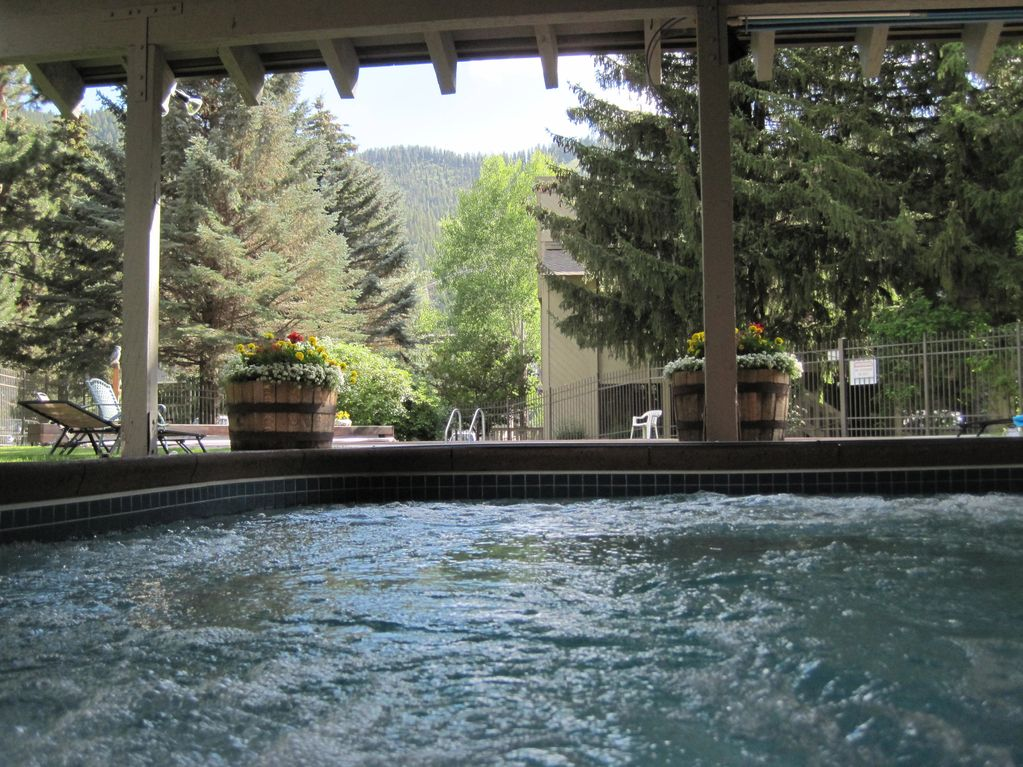 Charming River Run Condo With Pool And Mountain View Sun Valley Ketchum Central Idaho Idaho