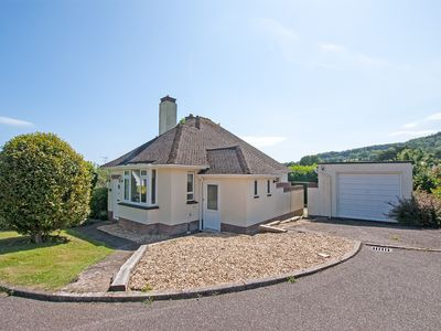 Photo for Tay Craig, superb detached bungalow with parking and garden in Sidmouth, Devon