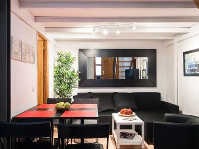 Photo for Cozy Loft in Barcelona Sants