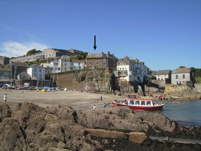 Photo for BALCONY COTTAGE, family friendly in Kingsand And Cawsand, Ref 976427