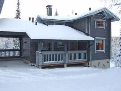 Photo for Vacation home Vuosselin trio c in Kuusamo - 6 persons, 2 bedrooms