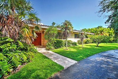 Welcome to your own Miami oasis!