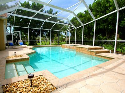 Photo for Fabulous Home With Private, South- Facing Pool!