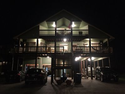 Photo for Faboulous bay and fishing home located in Port O'Connor, Texas