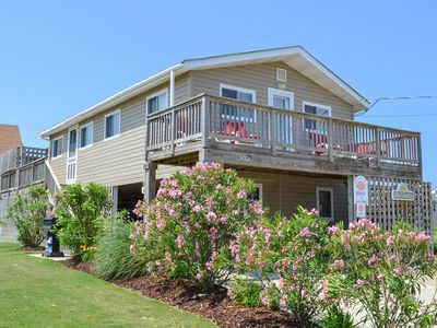 Photo for K0377 Sun Dancer. Immaculate, Hot Tub w/Ocean View, Direct Beach Access!