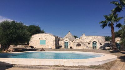 Photo for TYPICAL RELAXING OSTUNI VILLA