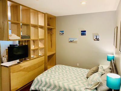 Photo for The Cozy Studio (extended stay friendly)