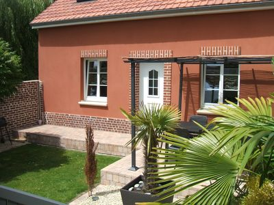 Photo for lovely house with garden near dieppe town center