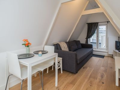 Photo for 1BR Apartment Vacation Rental in Amsterdam