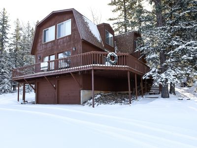 Photo for Cozy 4 BR Getaway Home only 1.5 Blocks from Terry Peak's Stewart Slope!
