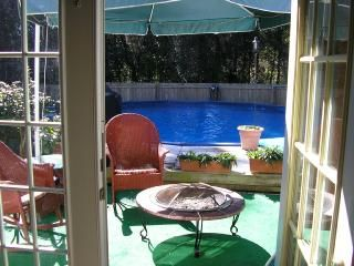 Photo for Private Fenced-In Pool Home / pet friendlySpacious and fully equipped.