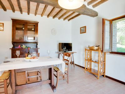 Photo for Vacation home Solitario in Monte San Savino - 2 persons, 1 bedrooms