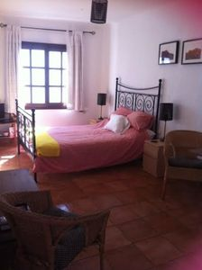 Photo for Cosy Studio apartment, set in a traditional village by the sea. Free wifi