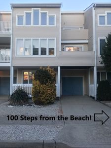 Photo for Peaceful Condo 100 Step From the Beach!