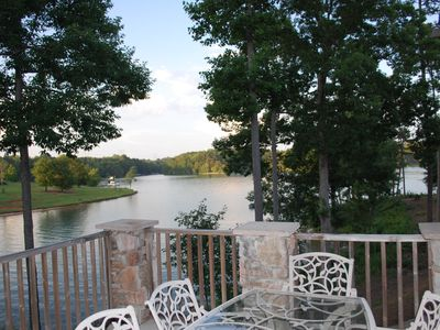 Photo for Lakefront Luxury Townhome!  15 minutes to Clemson! Pool table, ping pong.