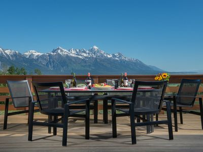 Photo for 6 Bedroom masterpiece, Perfect for all groups! Best views in all of Jackson!