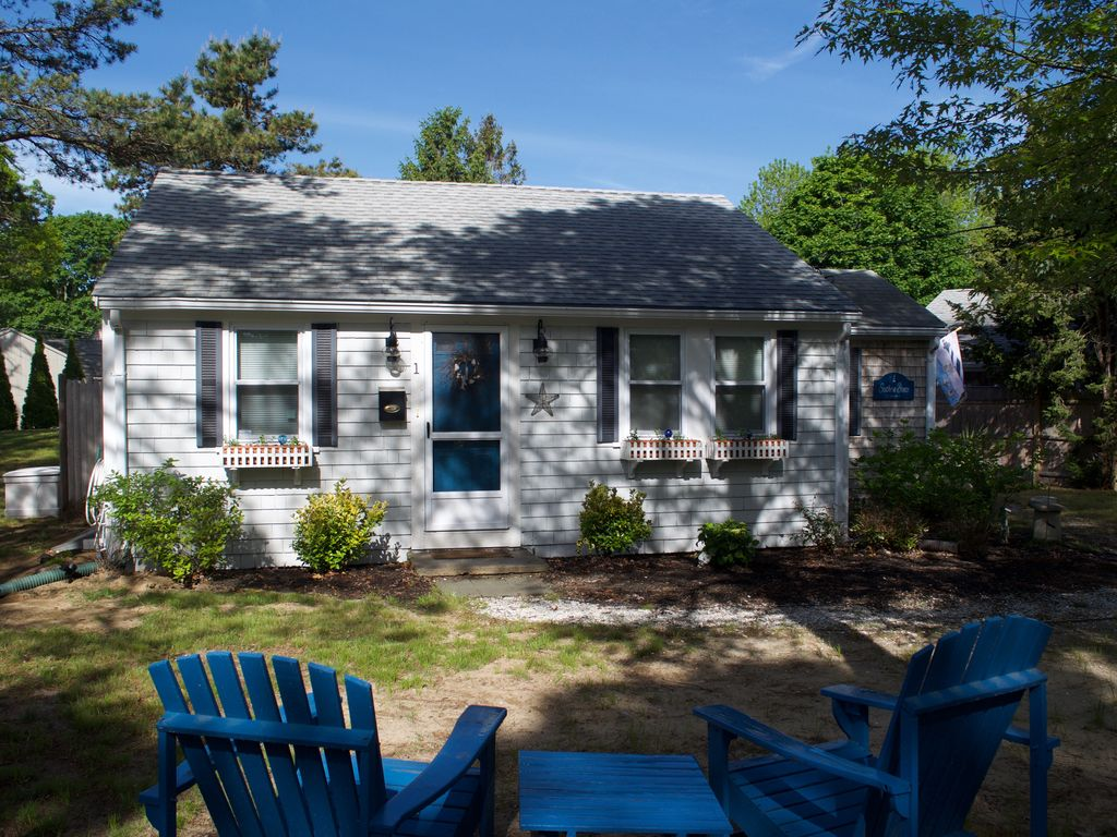 Cape Cod Cottage With Style Homeaway