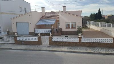 Photo for CASA FELIX is located in Sant Jaume d'Enveja in the heart of the Delta de l'Ebro