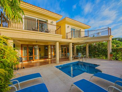 Photo for Private Pool and Backyard 3 Bdr. Short walk to beach and 5th ave