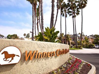 Photo for One Week Only at Winner's Circle in Solana Beach - September14-21 in 1 bed/bath