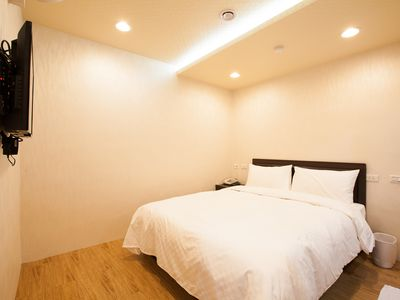 Photo for Xin Fang Hotel 507 warm clean Banqiao home, new decoration, re-opening ~