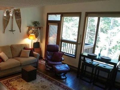 Photo for Apartment 61SW Condo near Skiing and Hiking in Mount Baker/Glacier - 6 persons, 3 bedrooms