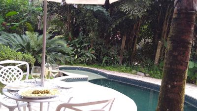 Photo for House with 4 Bedrooms (3 suites) in Itamambuca with pool