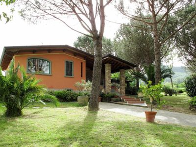 Photo for 3 bedroom Villa, sleeps 6 in Luciano with Pool, Air Con and WiFi