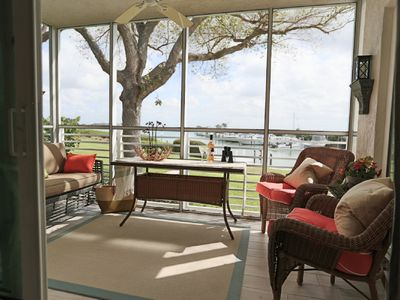 Photo for Boca Grande Waterfront One Bedroom Condo On Gasparilla Island; Boca Grande Club