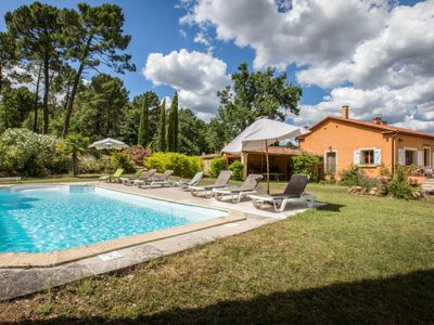 Photo for Vacation home Les Ocres in Roussillon - 10 persons, 5 bedrooms