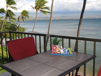 Photo for Ocean & Beachfront - Affordable Luxury! Top Floor 2BR/2BA Cond