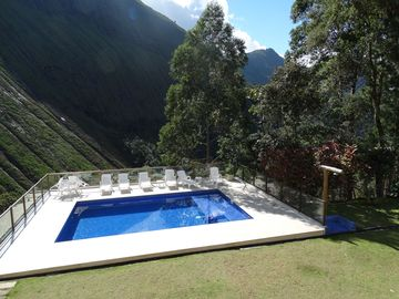 Wonderful villa in Sierra Linda Vista to the Mountains in Cond Denasa