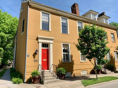 Photo for LEMON HOUSE at South Hill - Historic Home in Prime Downtown Location!